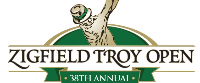 Play in the 2019 Zigfield Troy Open June 29th & 30th