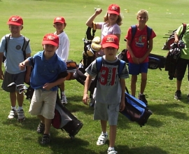 Jr. Golf Clinics!
