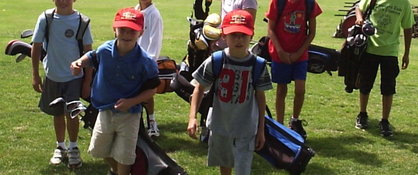 Jr. Golf Clinics!
